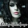 Dating Splash Page