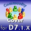 Community Cover - Add a cover to your communities! (for Communities by Modzzz)